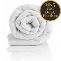 Duck Feather 10.5 Tog Duvet