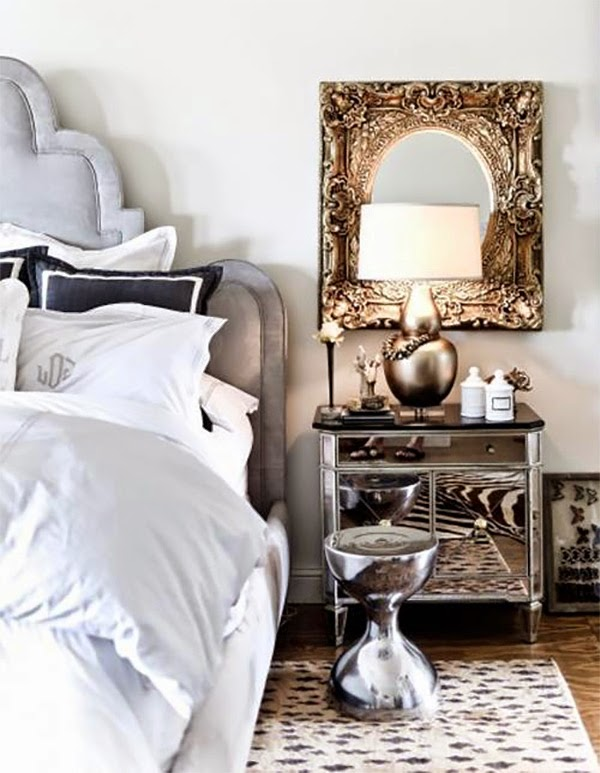 mixing metals interior design