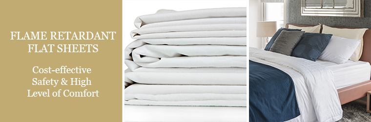 Fire Retardant Flat Sheets