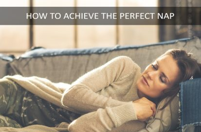 How to Achieve the Perfect Nap