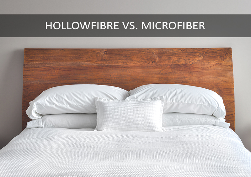 hollowfibre vs microfiber