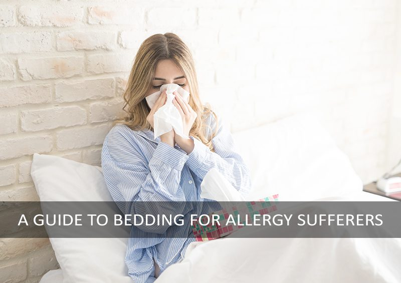 what is the best anti allergy bedding