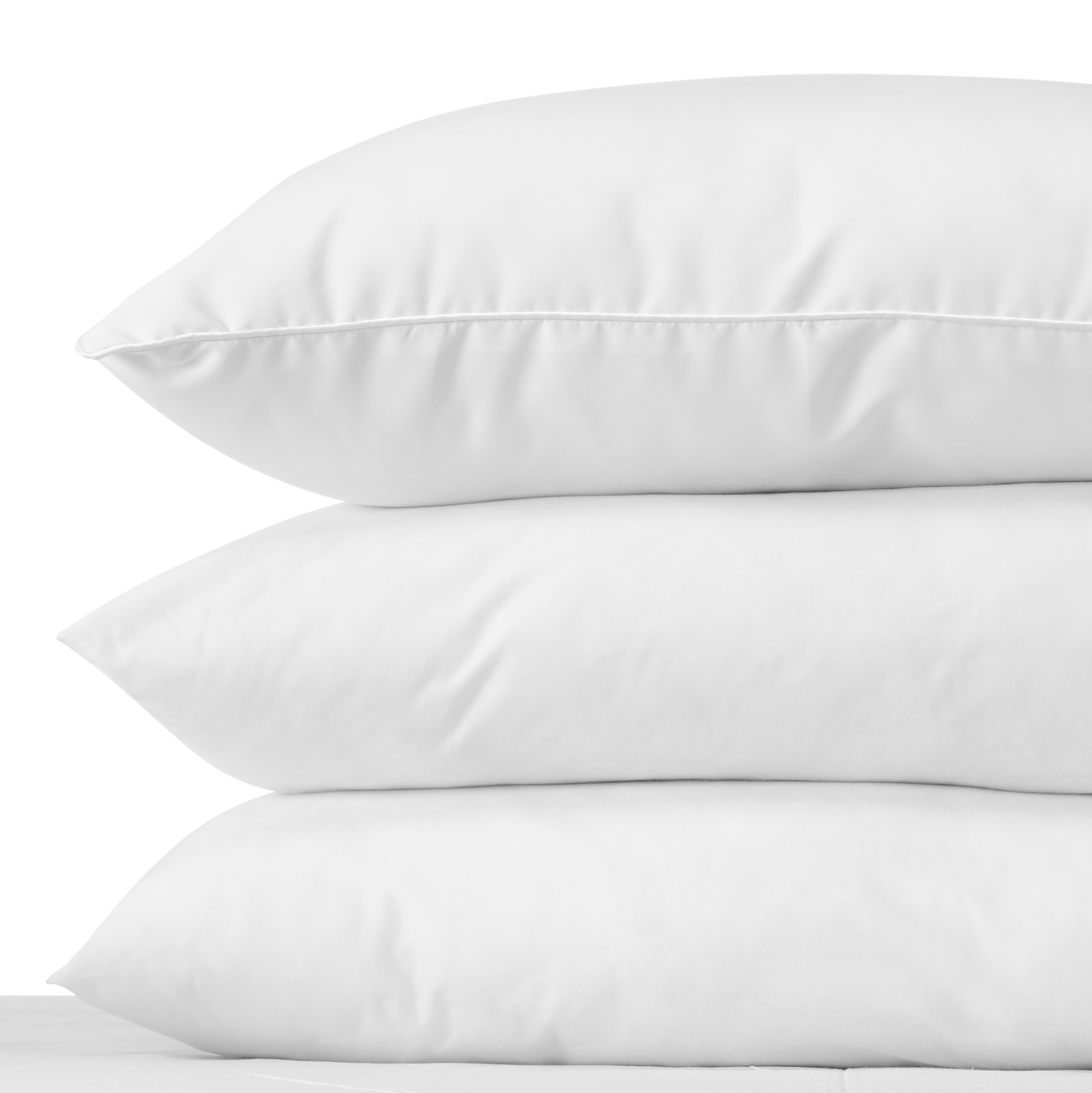 Buy soft as down microfibre pillow