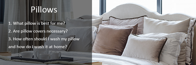 Pillow FAQ