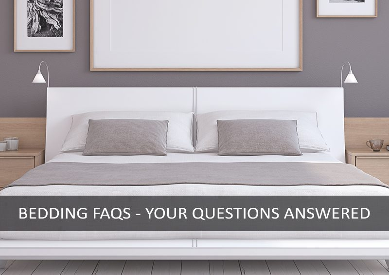 bedding FAQs