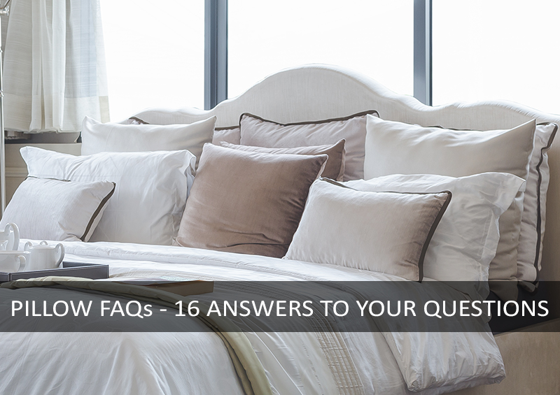 pillow FAQ guide
