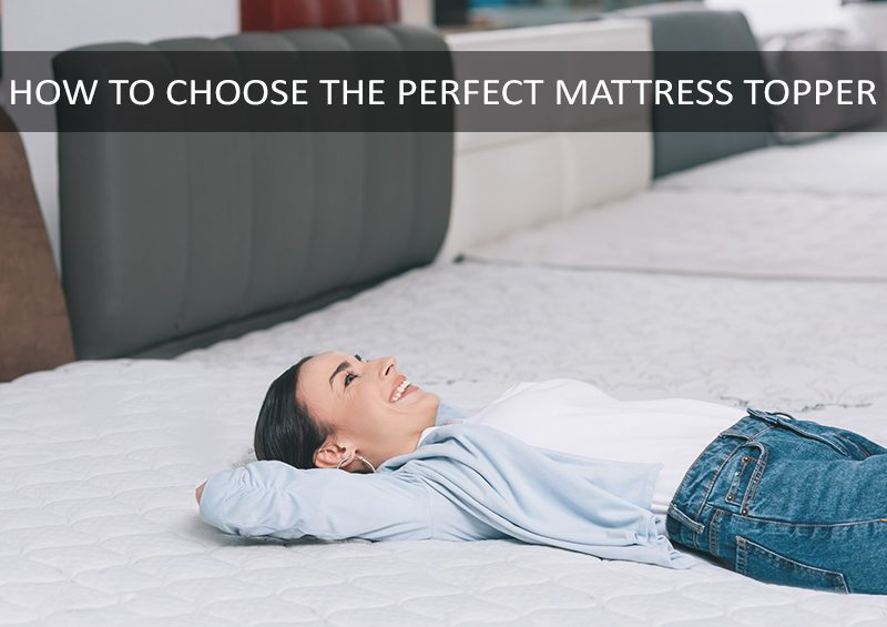 how long does mattress topper last