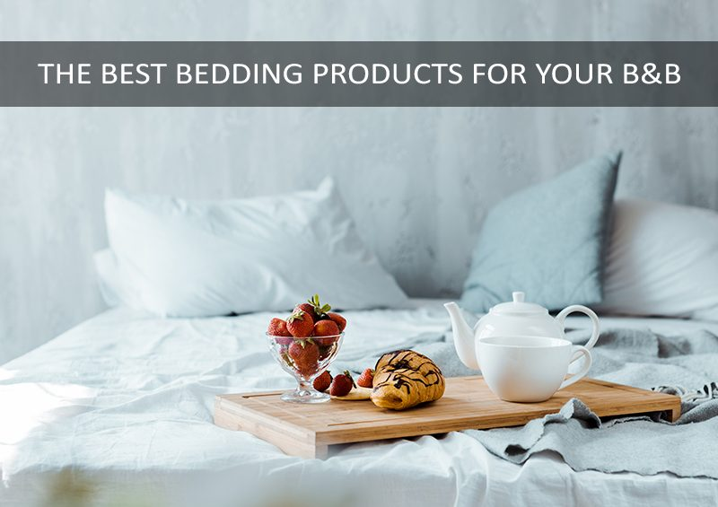 bed and breakfast bedding