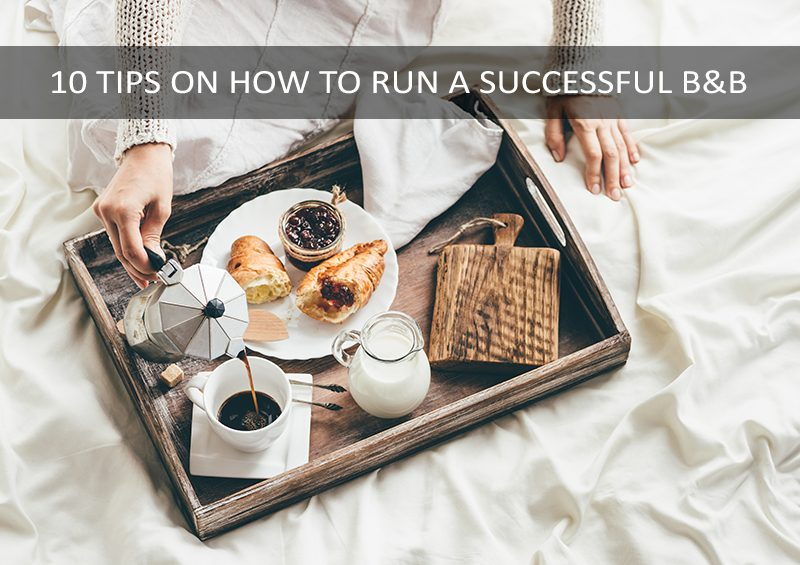 how to run a successful b&b
