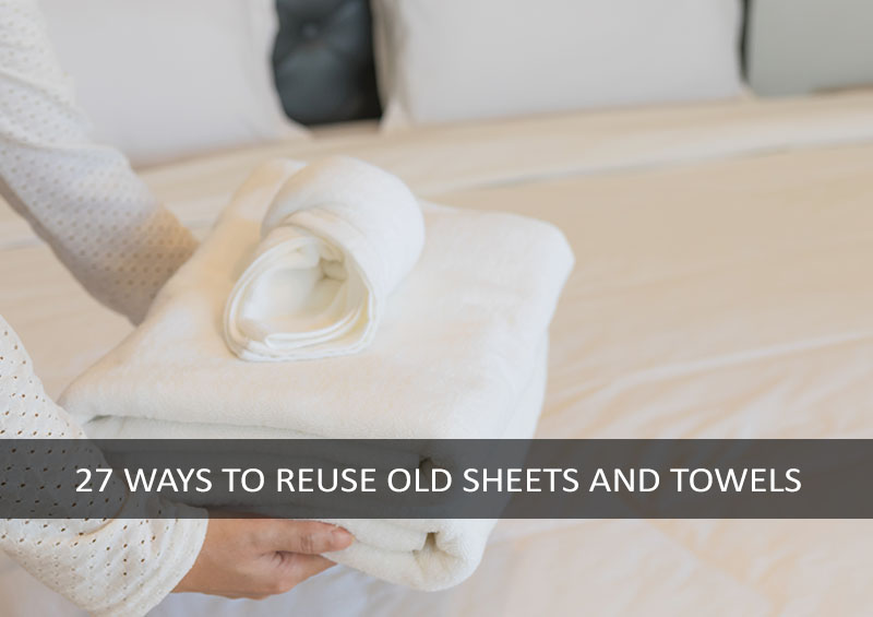 uses for old sheets