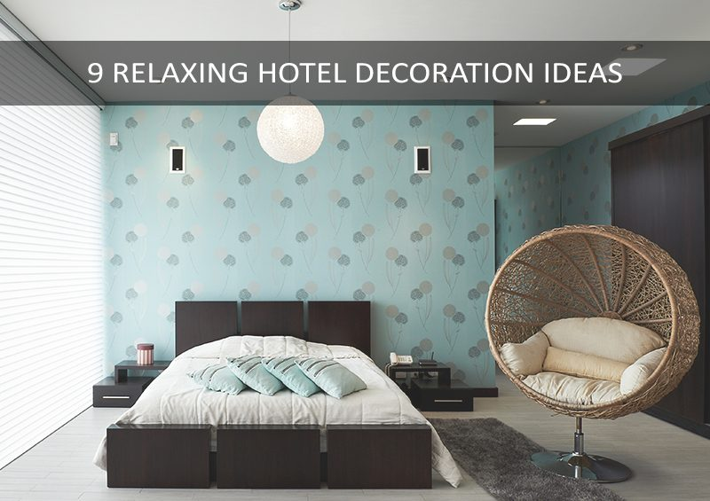 hotel decoration ideas