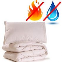 FIRE RESISTANT WATERPROOF DUVETS 10.5 TOG BS7175 SOURCE 7